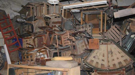 Besplatno čišćenje podruma supa tavana