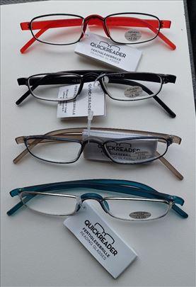 Naočare za čitanje sa dioptrijom