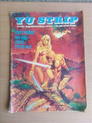 YU strip 38