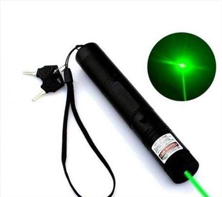 Laser pointer akcija