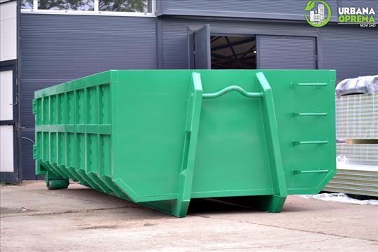Abroll 20m3 metalni kontejneri