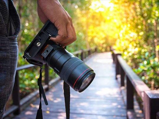 Fotograf - Profesionalno fotografisanje