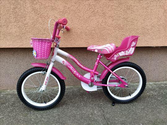 "Dečiji bicikl za devojčice Fairy 16"""