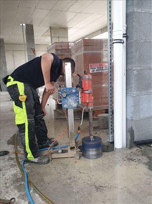 Bušenje i sečenje betona