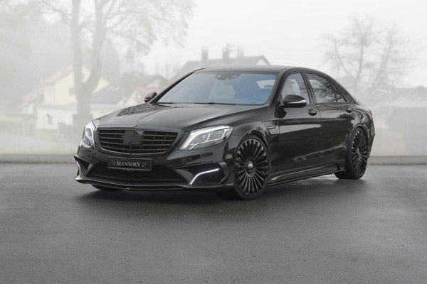 Mansory Mercedes-Benz S63 AMG