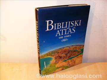 Biblijski atlas The Times