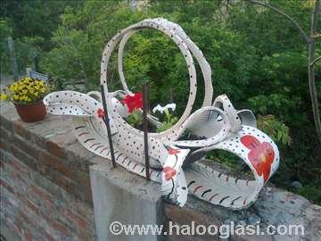 Žardinjere za cveće od gume