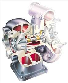 Turbokompresori za sve vrste vozila