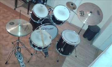 Set Stagg bubnjeva