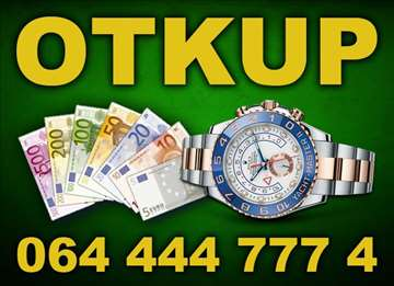 OTKUP Rolex satova (064-444-777-4)