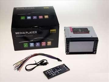 Auto multimedia sistem+ GPS-Displej 7inc