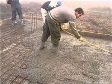 Betoniranje