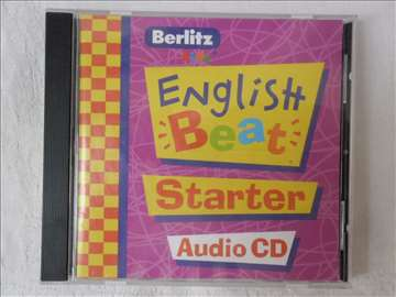 Audio CD Berlitz English Beat Starter 2004. god.