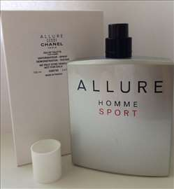 Chanel homme sport 100ml tester