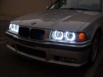 Cob angel eyes prstenovi Bmw e36