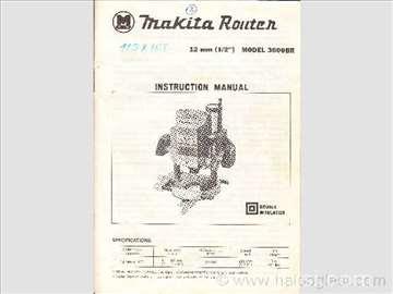 Glodalica za drvo Makita