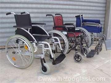 Invalidska kolica, sklopiva