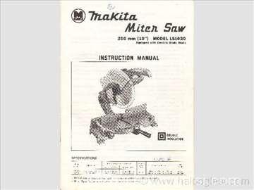Makita mašina za gerovanje