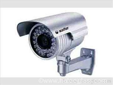 Video nadzor, ugradnja, servis
