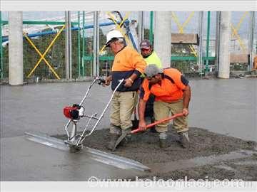 Vibro letva za betoniranje