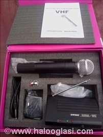 Bežični mikrofon SM58, novo