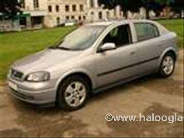 Opel Astra G - limarija, branici