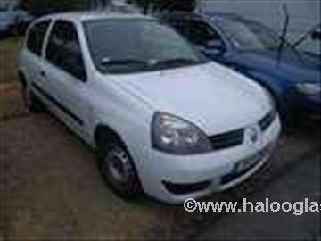 Renault Clio, limarija, branici