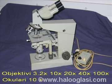 Mikroskopi profesionalni, extra