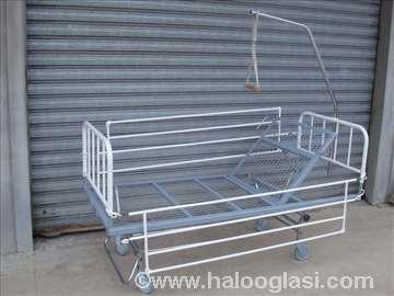 Bolnički krevet - Akcija