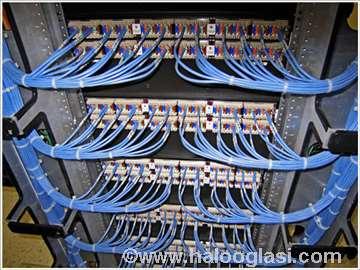 Računarske mreže, it oprema IP video nadzor, alarm