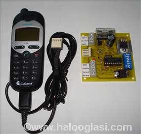 GSM Alarmna Dojava - Kontroler