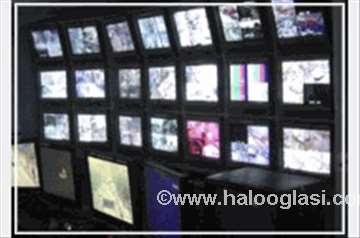 Video-alarm, nadzorni centar Bezbrižni na odmoru!