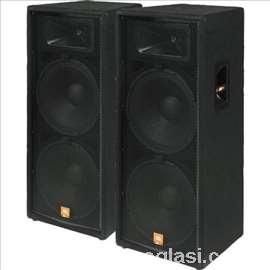 JBL JRX125 zvučne kutije - par