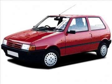 Fiat Uno Fire, delovi
