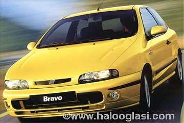 Fiat Bravo, Brava, Marea prtljažnik