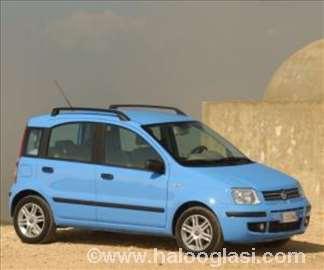 Fiat Panda nova 1.1 - 1.2  2003-