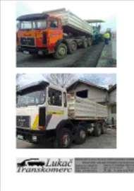 Kamionski prevoz 18m3