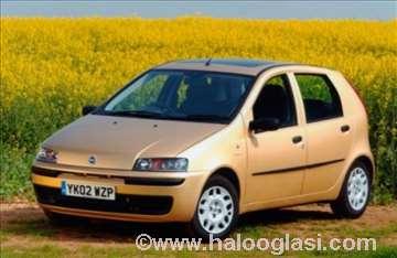 Fiat Punto, 1.9JTD, delovi