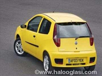 Fiat Punto 1.3MJTD, delovi