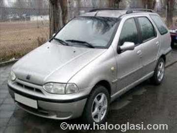 Fiat Palio, delovi novi