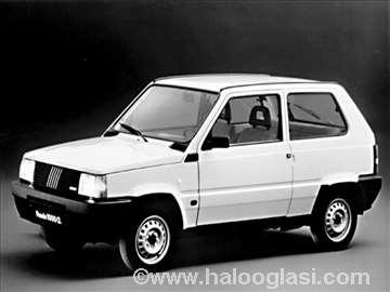 Fiat Panda-03 novi karoserijski delovi