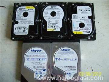 Hard diskovi ATA, SATA, SCSI 2.5 i 3.5''