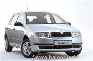 Škoda Fabia (00-07) novi karoserijski