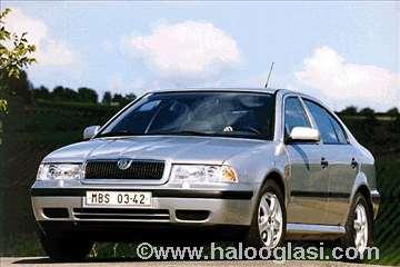 Škoda Octavia (1997-2004)
