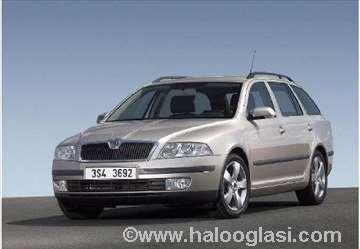 Škoda Octavia (04-08) novi karoserijski