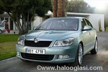 Škoda Octavia (08-) novi karoserijski
