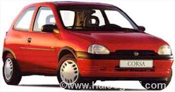 Opel Corsa B (97-00), novi delovi