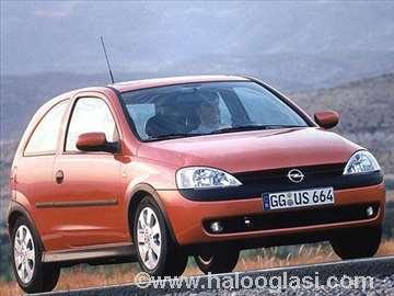 Opel Corsa C (20000-06) novi karoserija