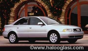 Audi A4 (1995-01) novi karoserijski