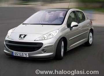 Peugeot 207 (06-) Novi delovi karoserije